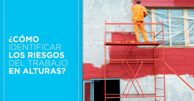 Trabajo en alturas: Riesgos y recomendaciones